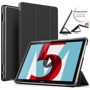 For-Samsung-Galaxy-Tab-A6-10-1-034-Inch-T580-T585-Slim-Magnetic-Leather-Case-Cover
