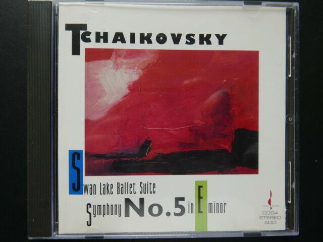 Horenstein Tchaikovsky - Symphony No. 5 + Swan Lake-Suite - CD Chesky