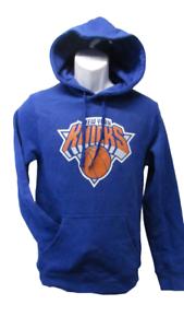 New York Knicks Mens Sizes S-M-L-2XL-Tall Blue Orange Hoodie