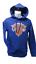 thumbnail 1 - New York Knicks Mens Sizes S-M-L-2XL-Tall Blue Orange Hoodie