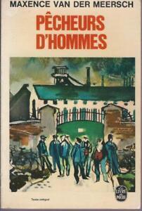 Pecheurs-d-039-hommes-M-Van-Der-Meersch-Livre-de-Poche-1966-Bon-etat