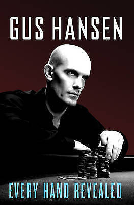 1 of 1 - Every Hand Revealed by Gus Hansen (Paperback, 2008)