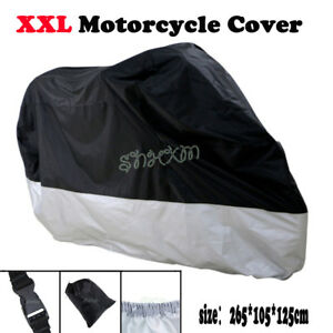 Details about Motorcycle Outdoor Dust Cover Fit For Honda VT Shadow VLX 600 VT600 VT750 VT1100  sc 1 st  eBay & Motorcycle Outdoor Dust Cover Fit For Honda VT Shadow VLX 600 VT600 ...