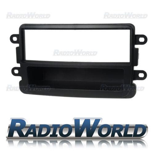Dacia Duster Lodgy Dokker Sandero Single Din Fascia Adaptor Panel Plate Surround