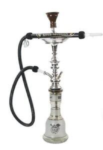 Km Khalil Mamoon Shisha Hookah Egyptian Shisha Pipe Genuine Cafe Style Ebay