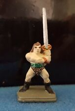 Warhammer Citadel GamesWorkshop Original Heroquest Barbarian Plastic Painted oop