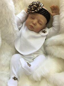 Cherish Dolls New Reborn Doll Baby Aria Fake Babies