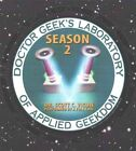 Doctor Geek's Laboratory, Season 2: Investigating the Exploration of Steam (Science, Technology, Engineering, Art, and Math) by Waterlogg Productions (CD-Audio, 2016)