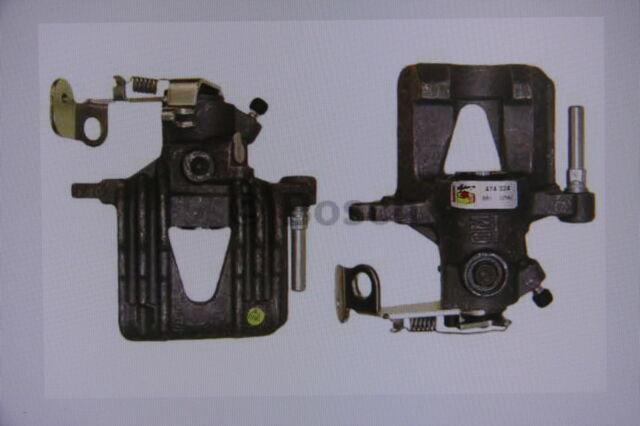 Bremssattel Bremszange kein Pfand Hinterachse hinten rechts NK 2136122