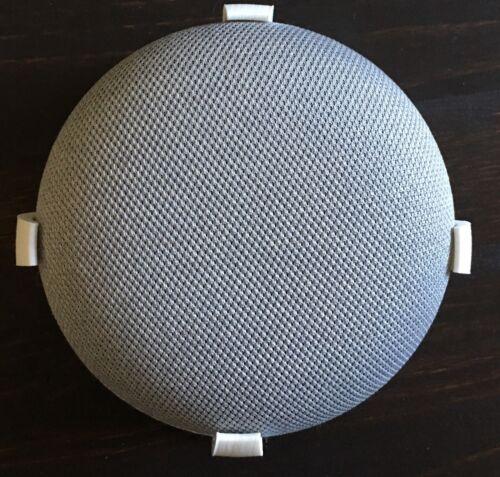 White Ceiling Mount for Google Home Mini SturdyGrip™ Wall Mount
