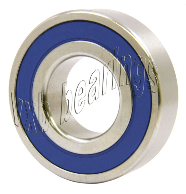 10 Quality Rolling Bearing ID//OD 6000RS 10mm//26mm//8mm
