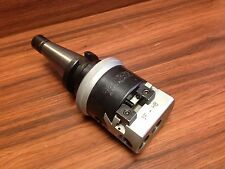"""NICE CRITERION 3F-HB AUTOMATIC BORING & FACING HEAD 3/4 """" 3F-HBD W/ NMTB40"""