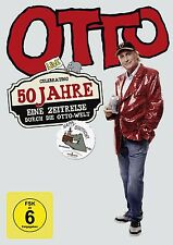 OTTO WAALKES - 50 JAHRE OTTO (STANDARD EDITION) 2 DVD NEU