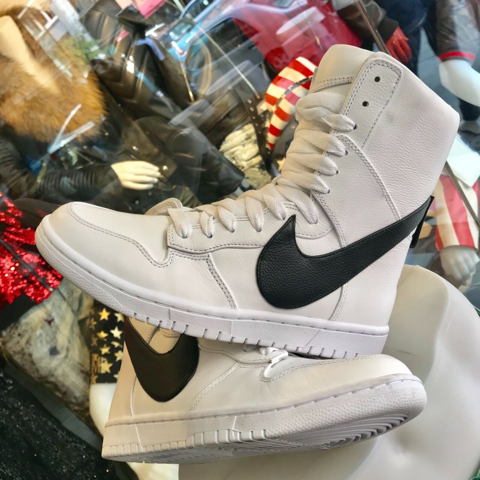 8286a3c88 Mr Ms Men s Men s Men s Nike White Black Men s Fashion Sneakers High  quality and