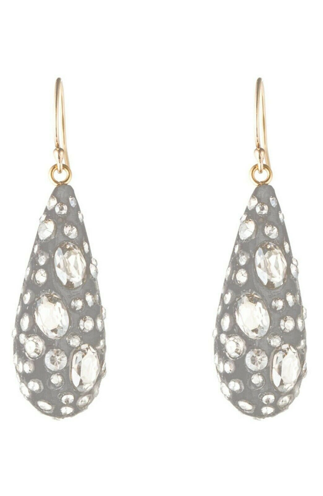 ALEXIS BITTAR Essentials Diamond Dust Dewdrop Earrings 2176