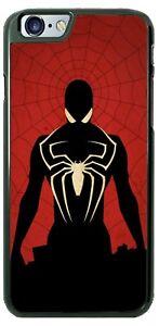Spider-man-Black-Suit-Phone-Case-fits-iPhone-X-8-PLUS-Samsung-9-Google-etc