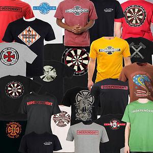INDEPENDENT-TRUCKS-Tee-Shirt-Assorted-Designs-Skateboard-T-Shirts-Tees-2
