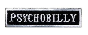 Psychobilly-Patch-Badge-Hot-Rod-Greaser-Kustom-Kulture-Motorcycle-Vest-Jacket