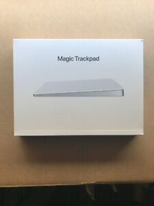 Apple-Magic-Trackpad-2-MJ2R2LL-A-NEW-factory-sealed-White-Silver-Wireless