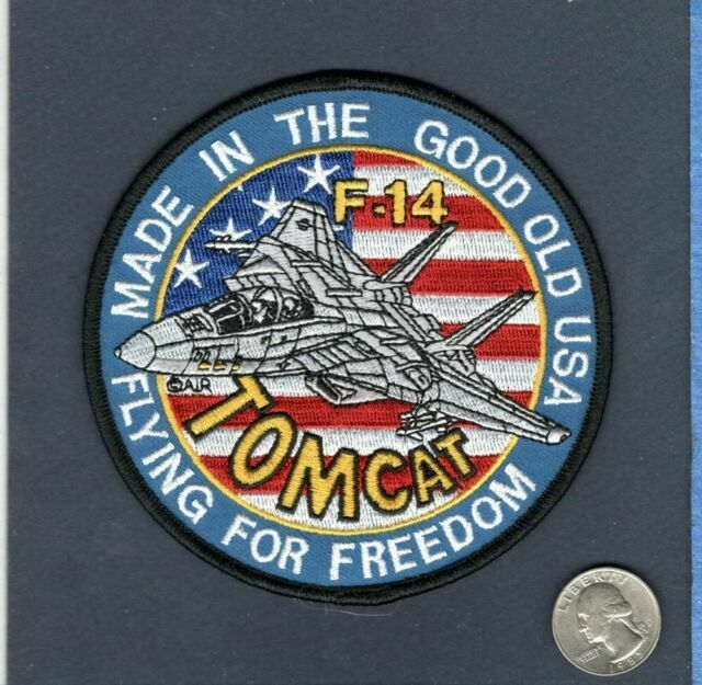 U.S Army Militaria Navy F-14 Tomcat Fighting Fighter Air Force Challenge Coin