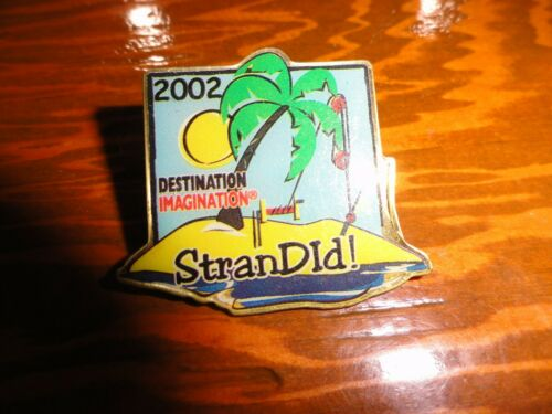 Destination Imagination StranDId Challenge 2002 Pin