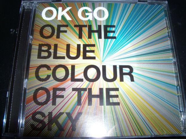 Of the Blue Colour of the Sky by OK Go (CD, Jun-2010