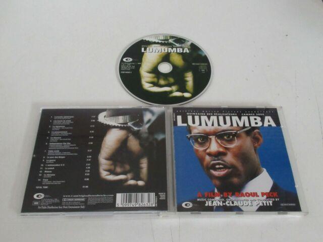 Lumumba/Soundtrack/Jean-Claude Petit (Cam 498263-2) CD Album