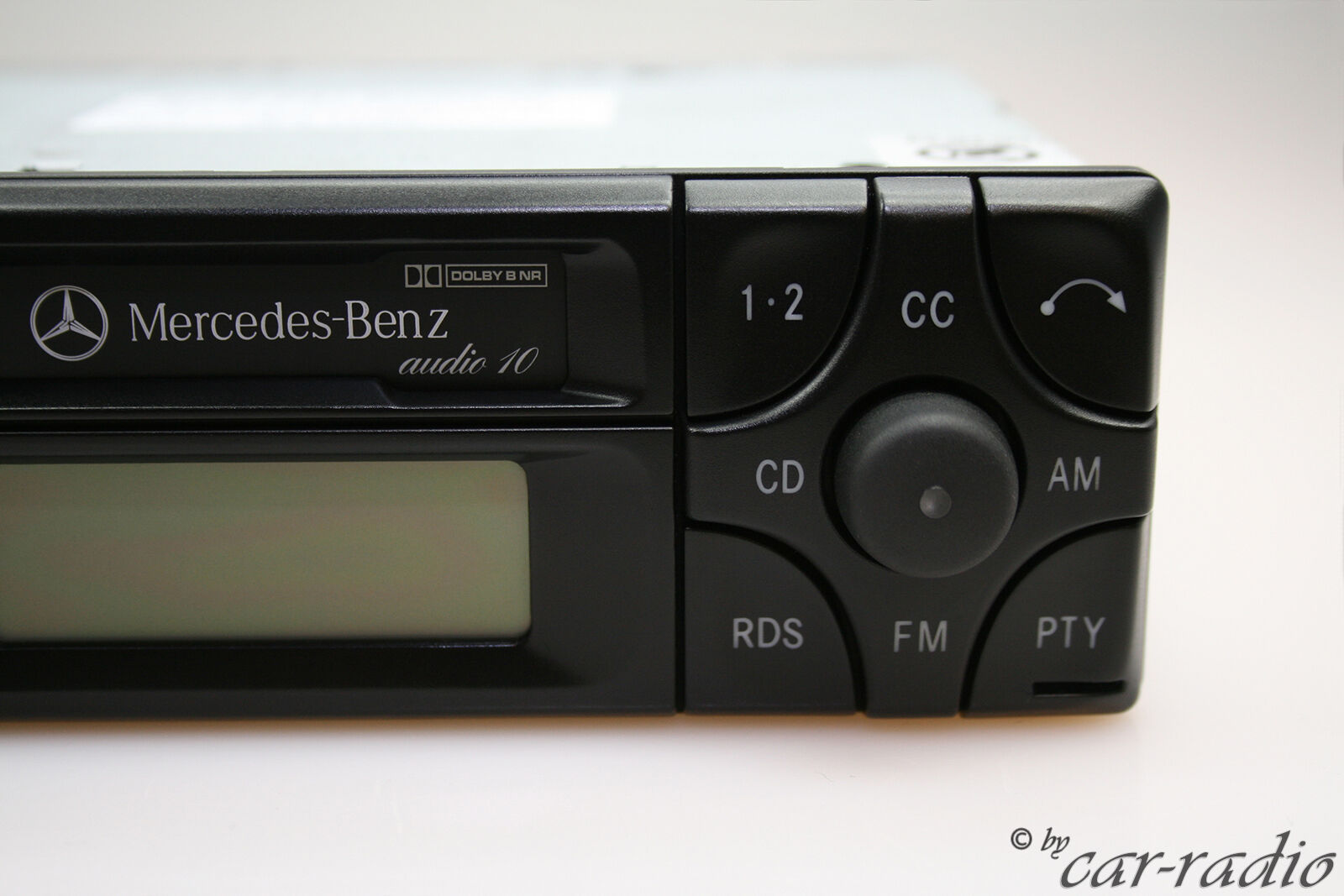 Original Mercedes audio 10 be3200 casete becker radio cc a2088200386 autorradio