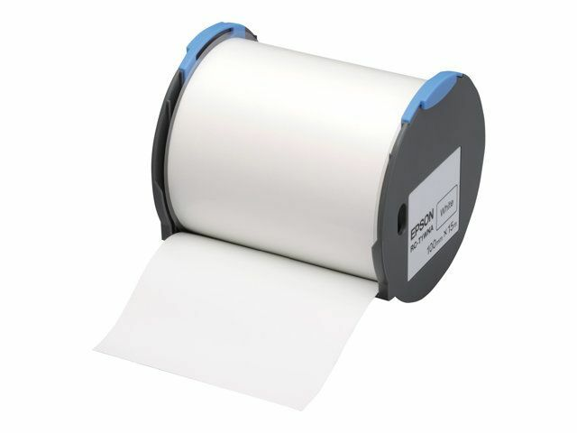 Original Epson C53S633004 RC-T1RNA rot 15m Schriftband LabelWorks Pro100 A-Ware