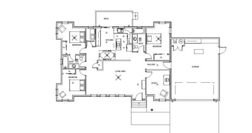 WITH FREE  ENERGY SAVING CHECKLIST RANCH STYLE HOME PLANS  1740 SQ.FT