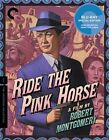 Criterion Collection Ride The Pink Horse BLURAY