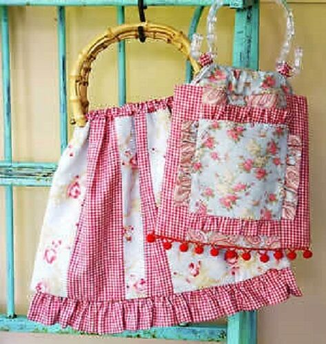 FROM PARIS WITH LOVE BAG PATTERN ~ NATALIE ROSS