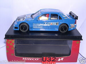 Ninco 50131 Mercedes Amg Classe C # 21 Mobile Ellen Lohr Mb