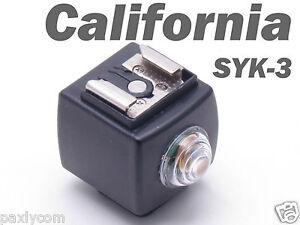 SEAGULL-SYK-3-Hot-Shoe-Flash-Light-Remote-Controller-Slave-Trigger-Nikon-Sigma