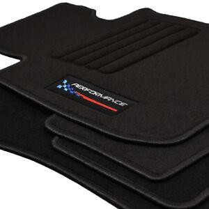 Velours-Edition-Fussmatten-passend-fuer-BMW-3er-E90-E91-ab-Bj-2005-Heute