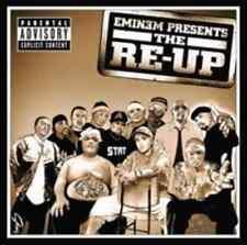 Various Artists-Eminem Presents the Re-up  (US IMPORT)  VINYL NEW
