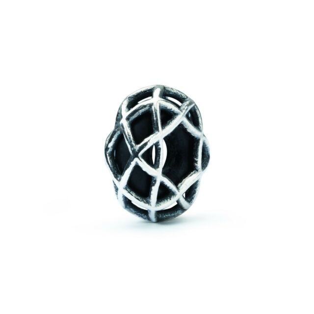 AUTHENTIC TROLLBEAD ROSE SPACER TAGBE-20186 STOP ROSA