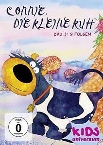 Connie-die-kleine-Kuh-DVD-3-Folge-19-27-DVD-NEU-OVP