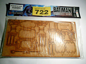 DéSintéRessé Knight Models Batman Miniatures Game Gotham City Benne Rare Lot Y722-afficher Le Titre D'origine DernièRe Technologie