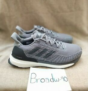 Adidas-Solar-Boost-ST-19-Men-039-s-Running-Athletic-Shoes-Grey-Size-8-5-F34094