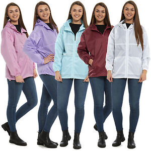 WOMENS-LADIES-ADULTS-WATERPROOF-KAGOUL-RAIN-COATS-HOODED-JACKET-MAC-KAGOOL-S-XL