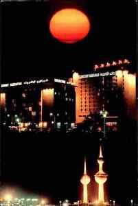 KUWAIT-Postkarte-Postcard-Sheraton-Hotel-amp-Inn-Ansichtskarte-color-ungelaufen