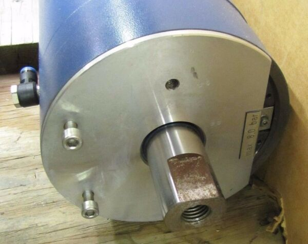 Kipperstempel Kipperzylinder Teleskopzylinder 3-stufig 11,7 t Hub 683 mm