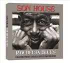 Raw Delta Blues by Son House (CD, Sep-2011, 2 Discs, Not Now Music)