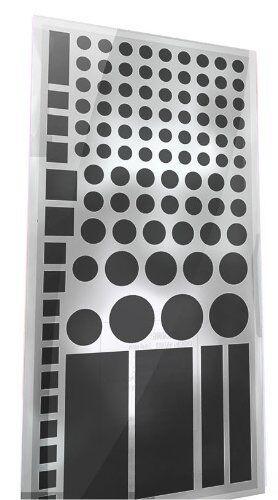 LightDims Light Dimming Sheet / covers Original Strength Minimal Packaging