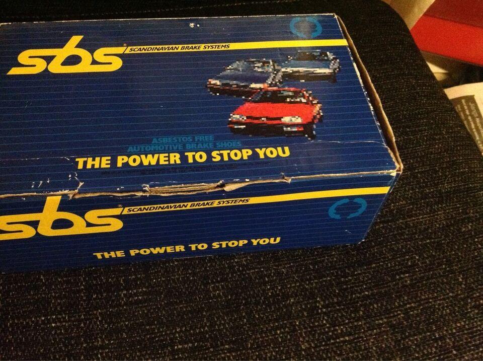 Bremsedele, Bremse skiver, Volvo 340