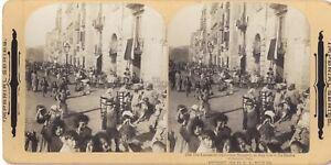 Lazzaroni-Naples-Napoli-Italie-Italia-Photo-Stereo-Vintage-Citrate