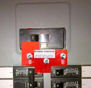Ch 1 Generator Interlock Kit For Eaton Cutler Hammer