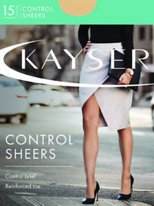 d4112edfc1f31 Image is loading WOMENS-5-PACK-KAYSER-SILKS-CONTROL-SHEERS-Stockings-