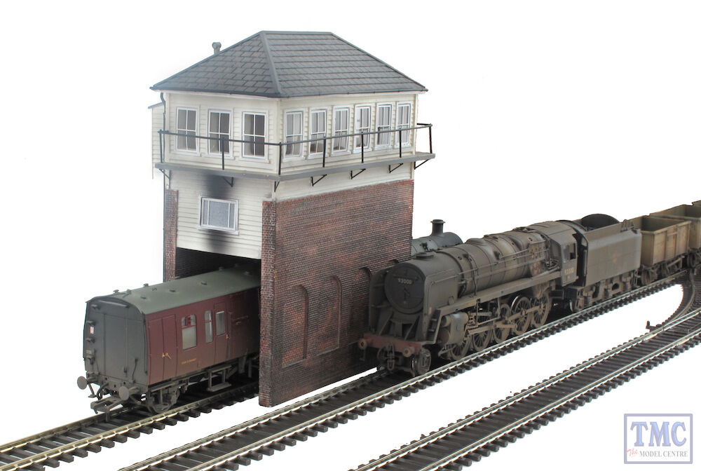 44-172Z Scenecraft OO Gauge Over Rail Signal scatola scatola scatola 207ffb